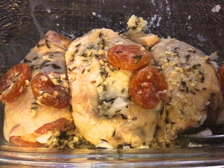 Cumin-Spiced Baked Chicken PreCooked