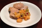 Apricot Olive Chicken