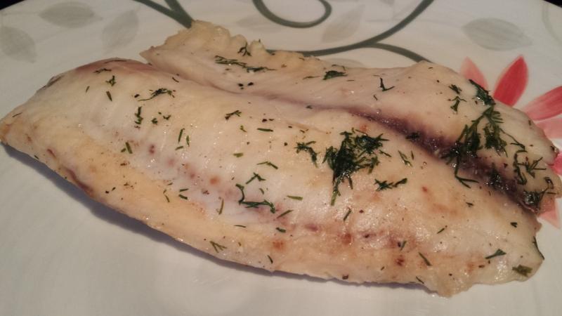 dill&lemonfish
