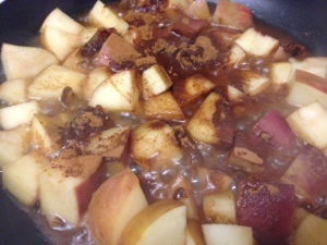 Paleo Apple Pie Filling
