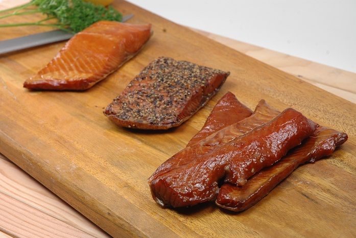via https://www.nwwildfoods.com/images/smoked%20salmon%20trio.jpg